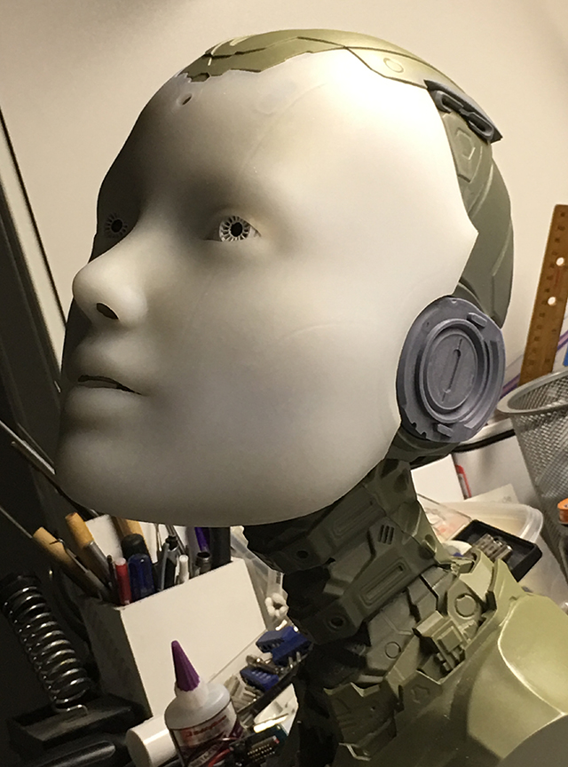 Introducing Alan - Robots - Community - Synthiam